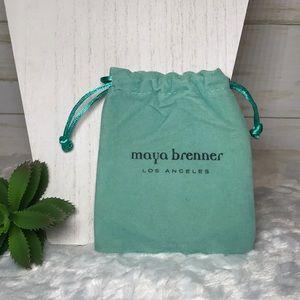 Maya Brenner Jewelry - Maya Brenner LOVE silver bracelet